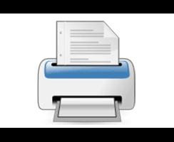 imprimir talón de pago